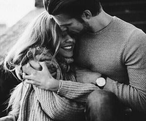 caress, Relationship, and sonrisa image