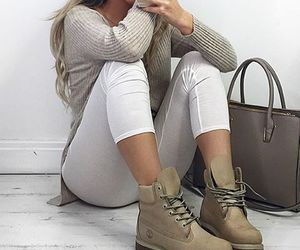 brown, fashion, and shoes image