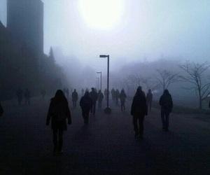 people, dark, and grunge image