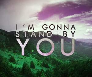 stand by you image