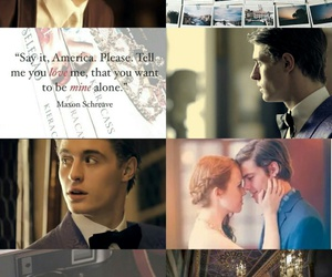 the one, max irons, and the selection image