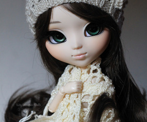 crochet, groove, and doll image