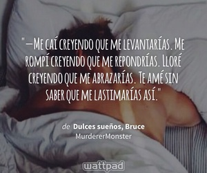 frases, wattpad, and wattpad frases image
