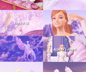 barbie, pink, and pretty image