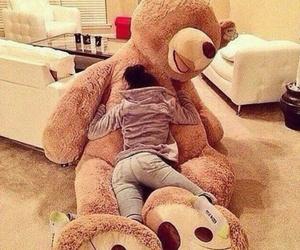 bear, big, and teddy image