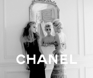 chanel, olsen, and dress image