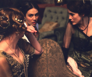 downton abbey, lady mary crawley, and michelle dockery image