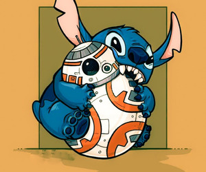 stitch and star wars image