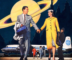 Collage, couples, and pan am image