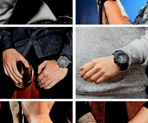 hands, love, and payne image