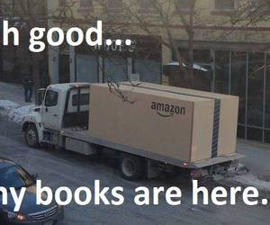 book, funny, and Amazon image