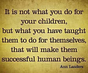 children, quotes, and life image