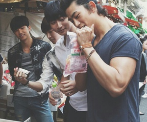 2PM, Hot, and k-pop image