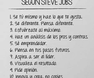 exito, rules, and Steve Jobs image