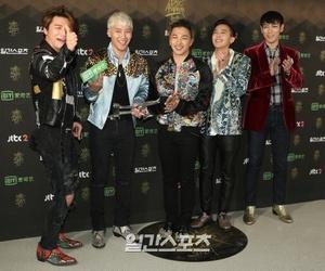 daesung, seungri, and taeyang image