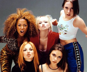 spice girls and girl power image
