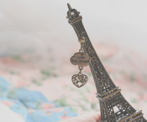 paris, Dream, and eiffel tower image