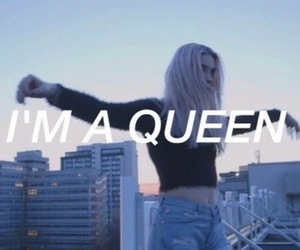 Queen, grunge, and quotes image
