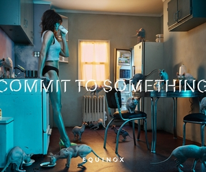 ad, advertising, and equinox image