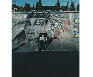 art, grunge, and me image