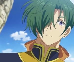 green dragon, akatsuki no yona, and jae-ha image