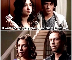 teen wolf, funny, and allison argent image