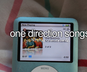 one direction, song, and 1d image
