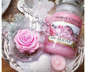 bougie, yankee candle, and cocooning image