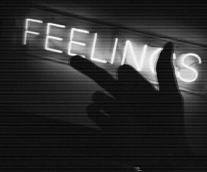 feelings, grunge, and hipster image