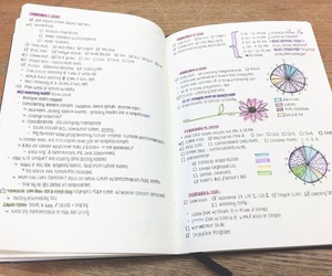 study, notes, and studyspo image