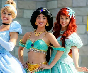 disney, girl, and princess image