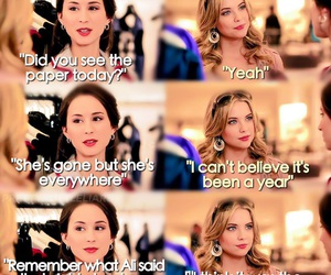 quotes, spencer, and pretty little liars image