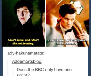 sherlock, bbc, and doctor who image
