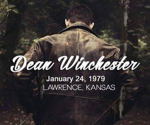 supernatural, dean winchester, and dean image