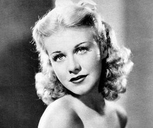 beautiful, black and white, and ginger rogers image