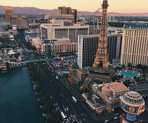 Las Vegas, city, and places image