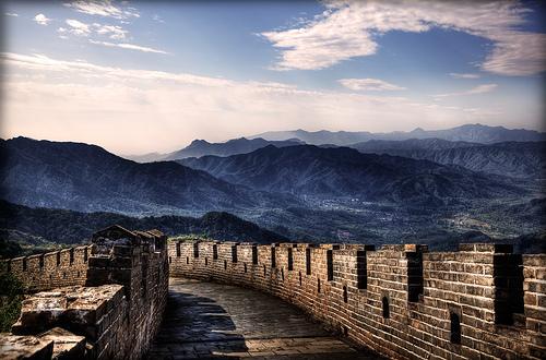 beautiful, brick, and china image