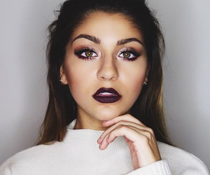 makeup and andrea russett image