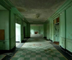abandoned, apartments, and architecture image