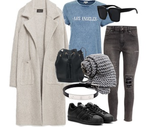 casual, fashion, and outfits image