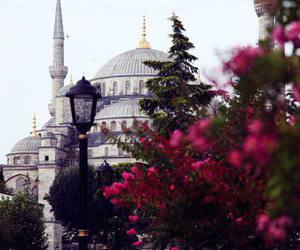 istanbul, mosque, and muslim image