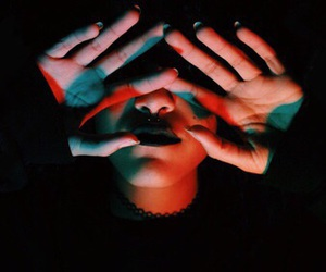 dark, aesthetic, and grunge image