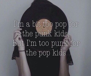 music, pop, and punk image
