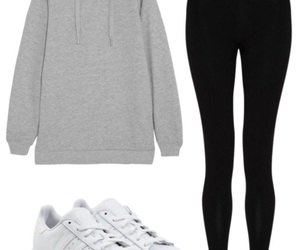 e, outfit, and Polyvore image