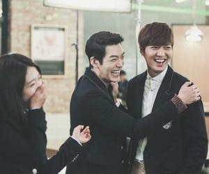 lee min ho, the heirs, and park shin hye image
