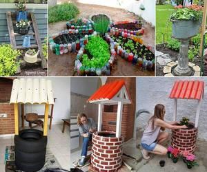 diy, garden, and idea image