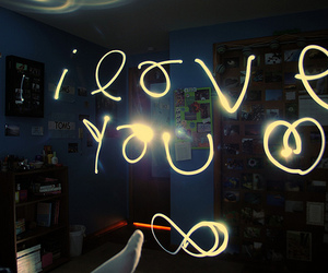 love, light, and I Love You image