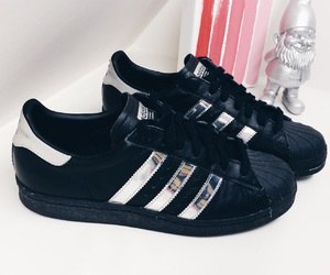 adidas, i want, and silver image