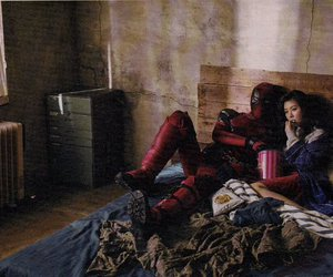 deadpool, 4minute, and hyuna image
