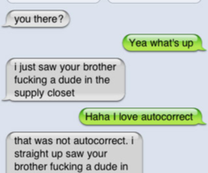 funny and autocorrect image